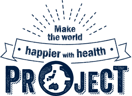 """Make the world happier with health"" Project"